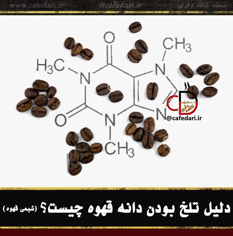شیمی قهوه